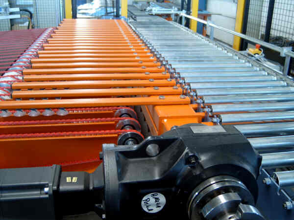 Vacuum Loading Tread Booking System Feeding And
